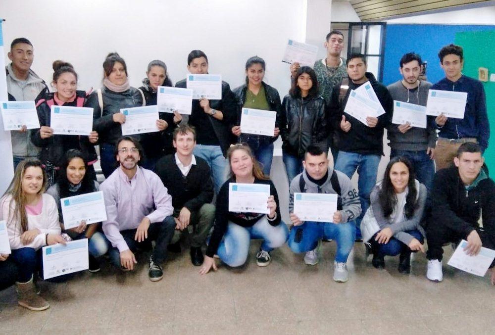 Empleo Joven: la Municipalidad de Escobar continúa con sus capacitaciones