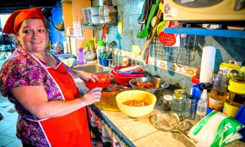 Dulces y conservas – a través de la Oficina de Empleo municipal una empresa adquirió productos de una emprendedora