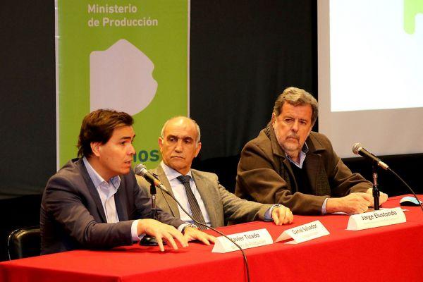 Presentaron un programa para el desarrollo productivo de municipios