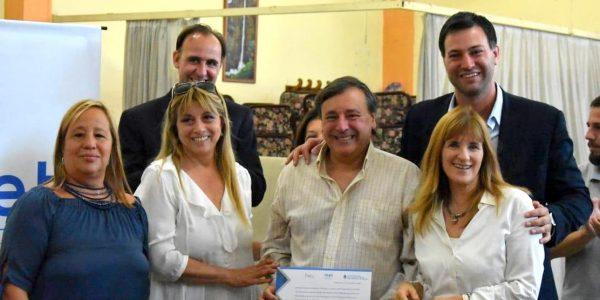 """El INET entregó certificados a los egresados del curso de """"Operador de Torno Nivel Inicial"""""""