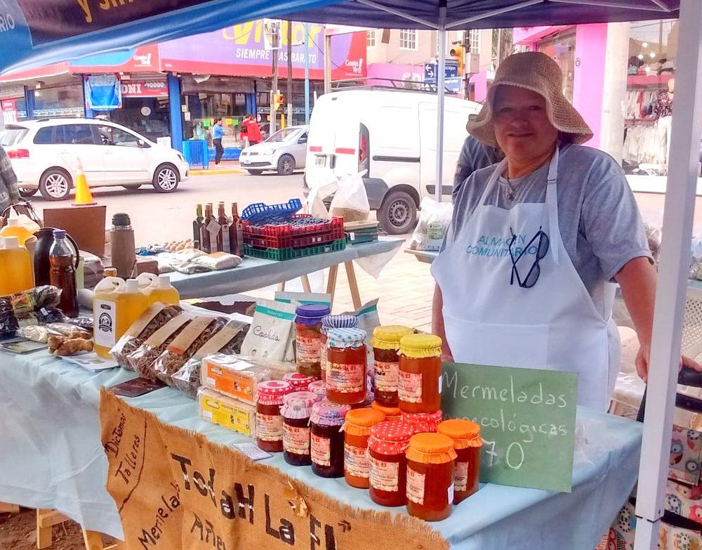Se lanzó en Garín Almacén Comunitario, una feria con productores locales orgaizada por el municipio de Escobar