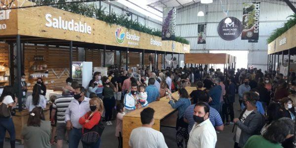 Se inauguró el Mercado Municipal del Paraná, una nuevapropuesta turística y sostenible del partido de Escobar