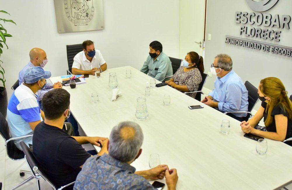 Se firmó un importante acuerdo entre la Municipalidad y la Colectividad Boliviana para la producción de biogás a partir de residuos sólidos urbanos orgánicos