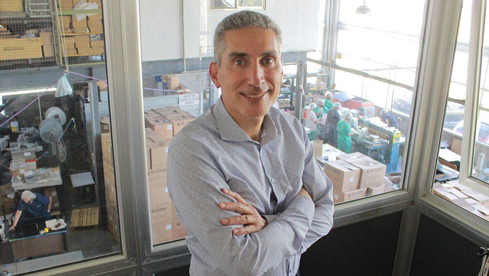 """Sergio Munné: """"Expo Escobar será un multievento sin precedentes que generará una comunión de negocios entre el municipio y todo el país"""""""
